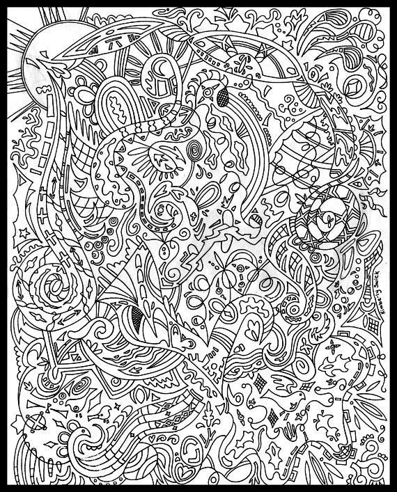 vrvimine adult coloring pagescoloring - Printable Advanced Coloring Pages