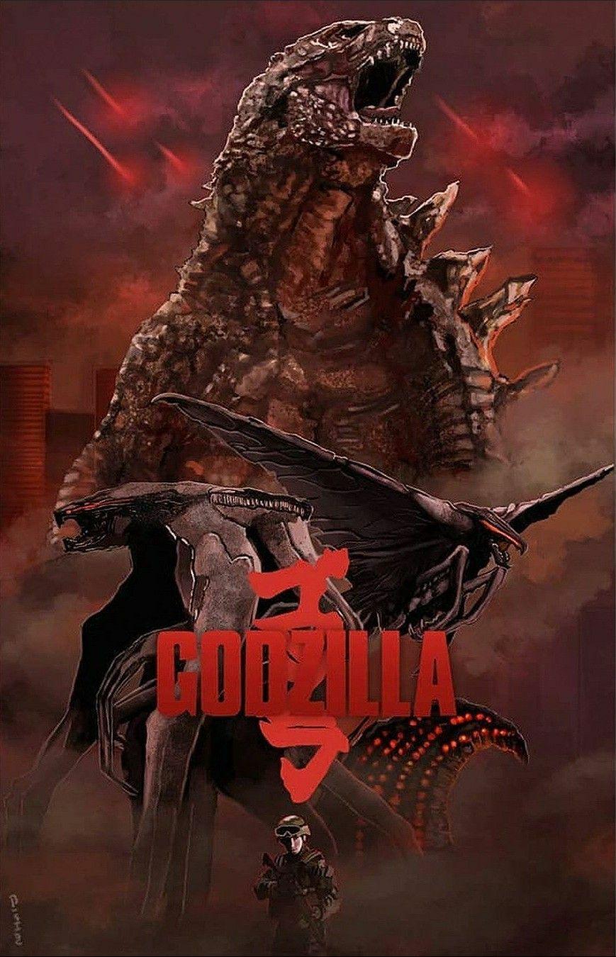 Pin di Godzilla
