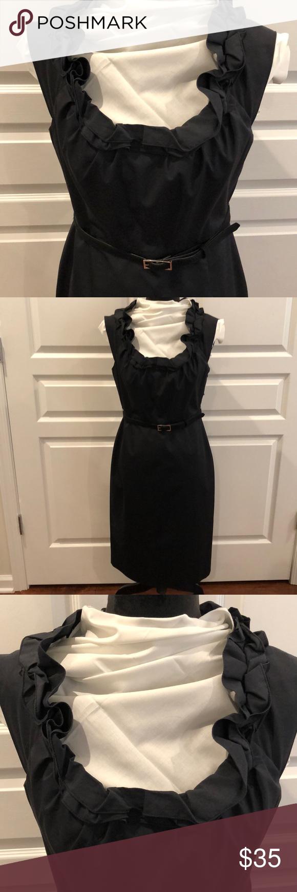 Elie Tahari Black Dress Black Dress Elie Tahari Elie Tahari Dresses [ 1740 x 580 Pixel ]