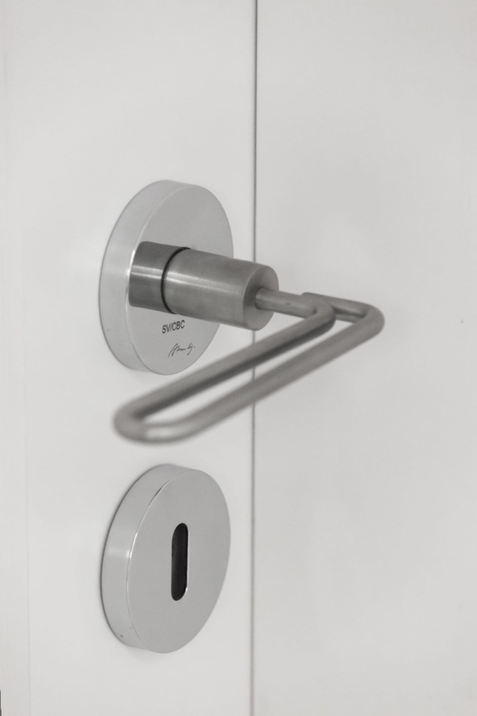 Alvaro Siza Vieira Door Handle Design Industrial Inspiration Objects Design