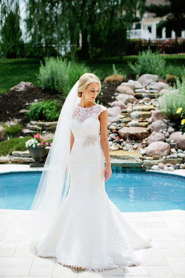 Cape Girardeau Sweet Wedding Celebration | Wedding Photographer