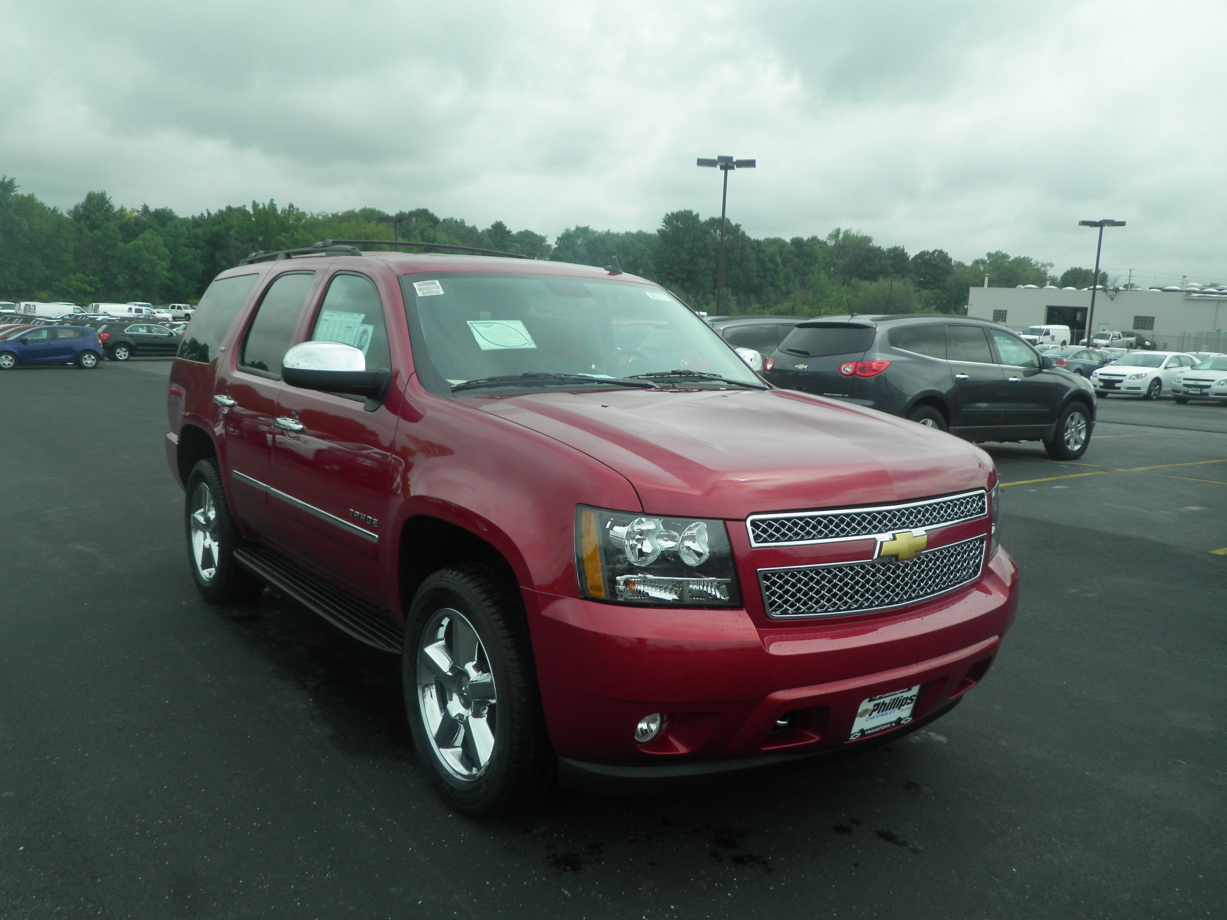 2013 Chevrolet Tahoe Ltz Priced At 56 805 After Discounts And