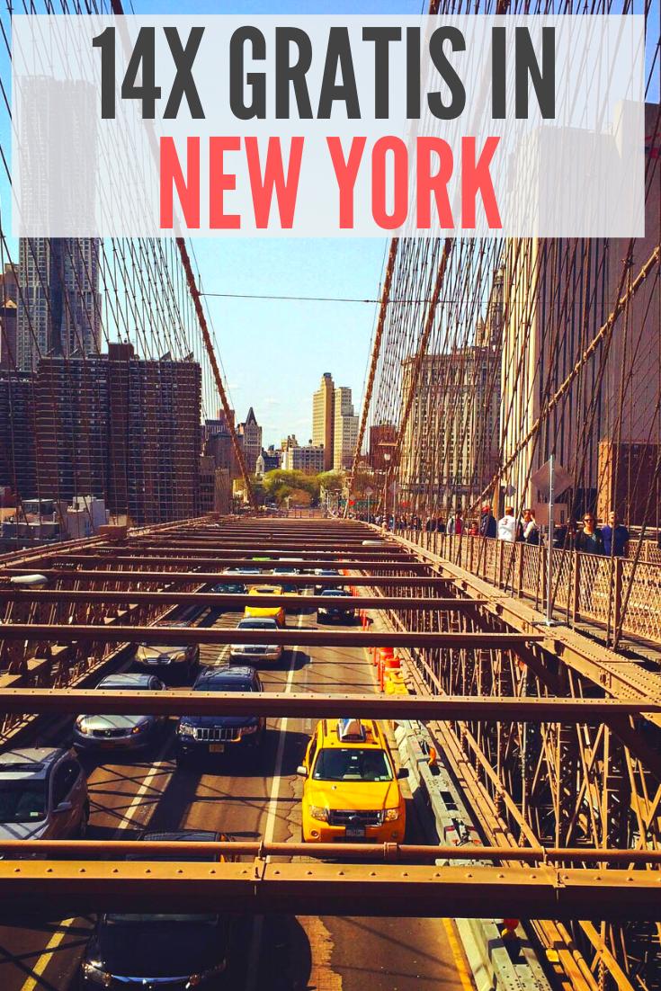 budgetpost 14x gratis in new york city  new york trip