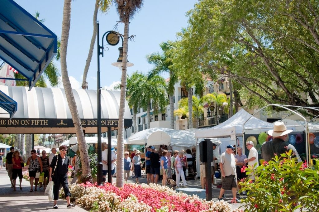 Restaurants Downtown Naples 5th Avenue