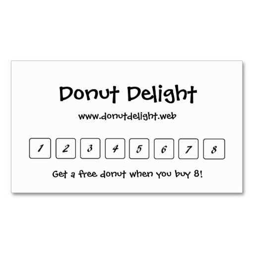Frequent Visitor 8 Squares Business Cards Square Business Card Square Business Cards Cards