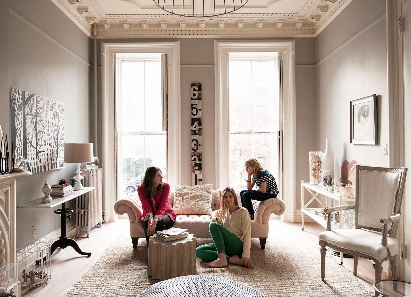 Brooklyn Interior Design Hilary Robertson S Elegant Vintage Home
