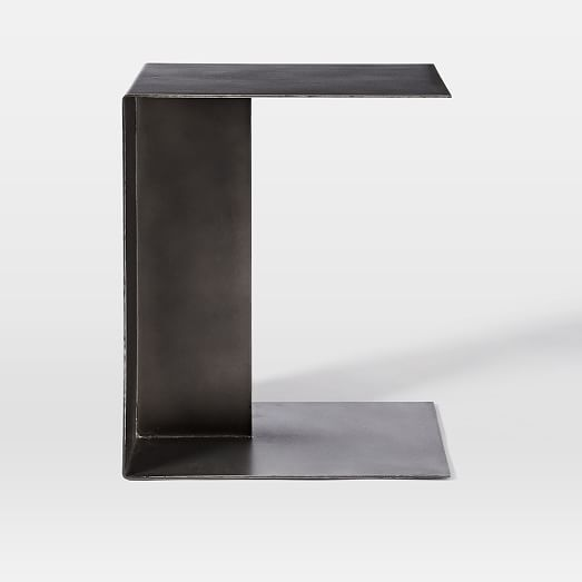 Hayes C Shaped Side Table