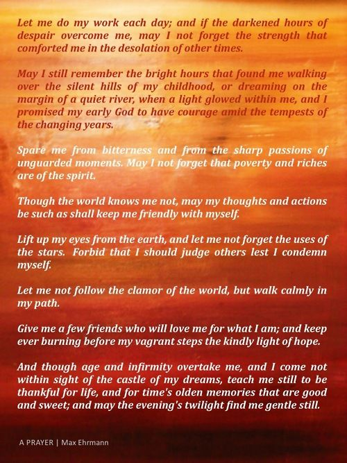 max ehrmann poems | Max Ehrmann was born in Terre Haute, Indiana on September 16, 1872 to ...