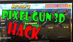Pixel gun 3d free gems and coins