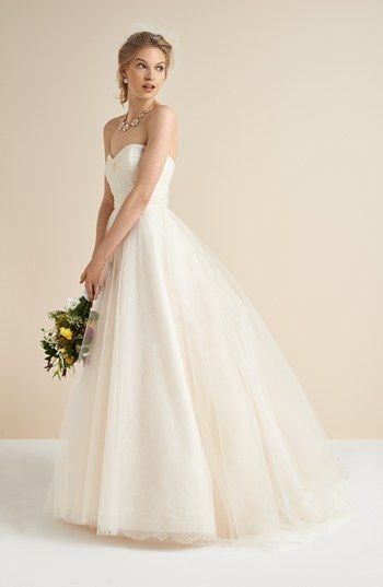 Dulce. De Monique Lhuillier. | Wedding dresses | Pinterest ...