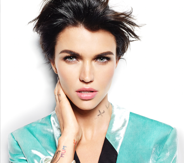 Get Ruby Rose's Striking Cover Look From Our October Issue