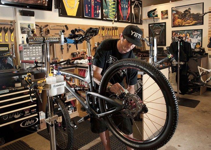 Yeti Dealer - Fresh Bike Service