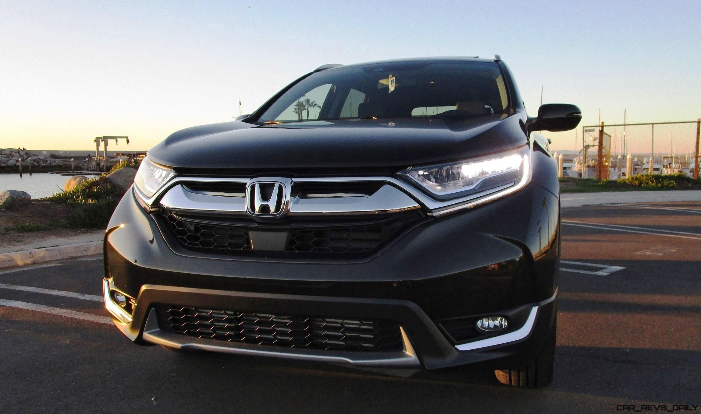2017 Honda CR V 1 5T AWD Touring – Road Test Review – By Ben Lewis