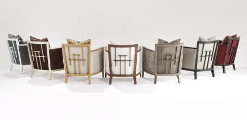 Adriana Hoyos Chairs