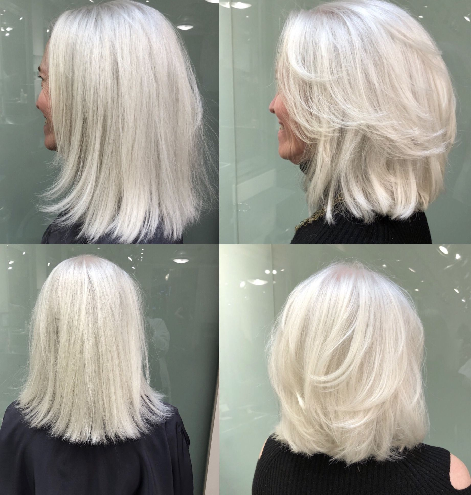 Before And After Hair Transformation By Janet St Paul Hair