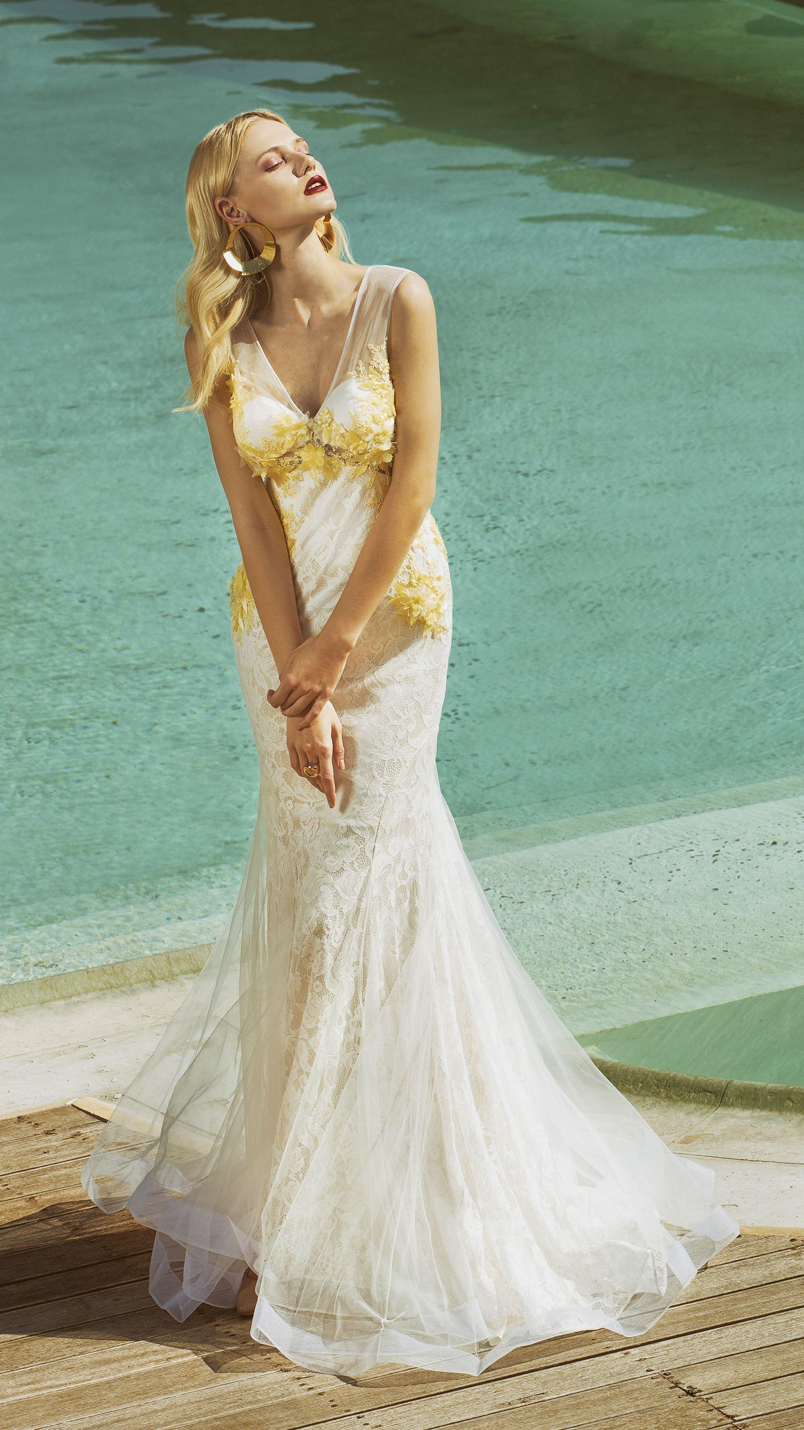 Blu Bela beautiful dress High Fashion Hermoso vestido de Bela Blu ...