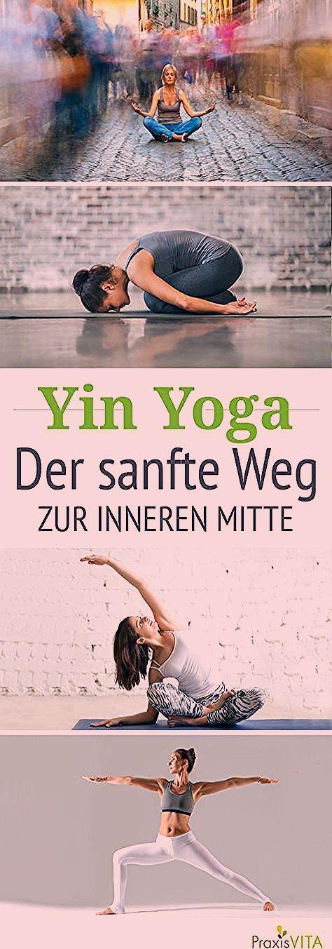 Photo of Yin Yoga – der sanfte, einfache Weg zur inneren Mitte