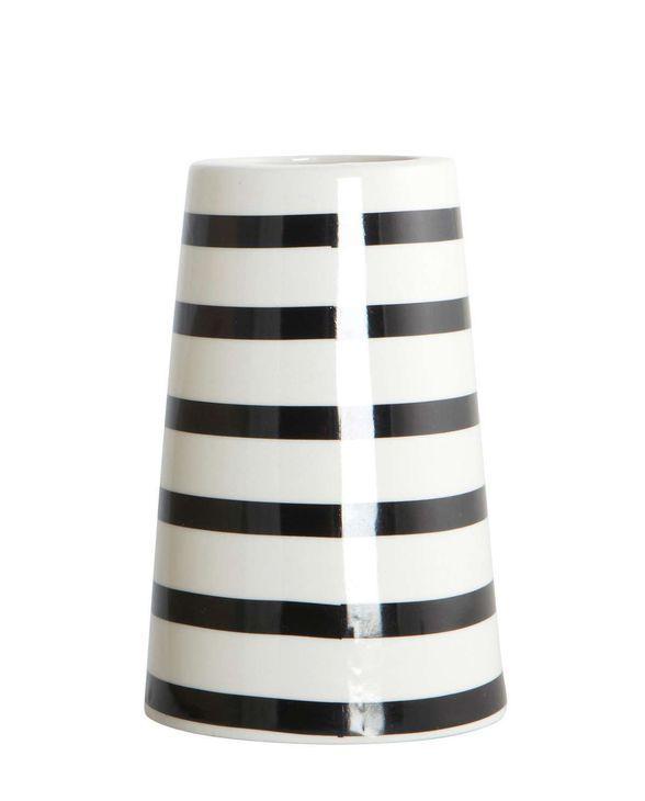 Vase Matrosenstreifen One Size