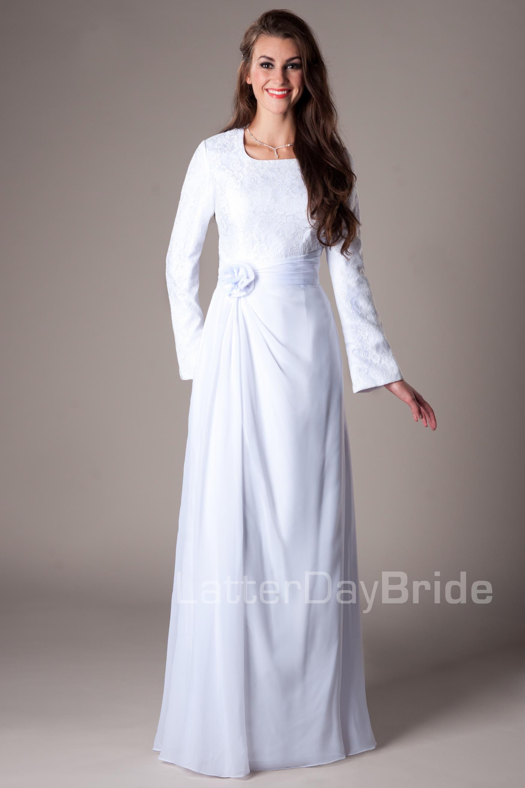 240.00 Temple Dresses : Bostonhttp://www.latterdaybride.com/temple ...