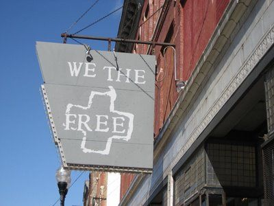 we the free
