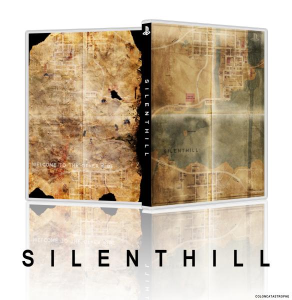 Silent Hill Box Art Cover Silent Hill Box Art Silent