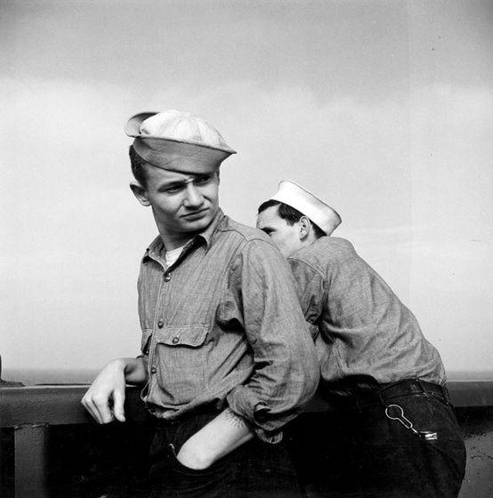 WWII US Navy Dungaree Denim Pants USN Chambray Long Sleeve