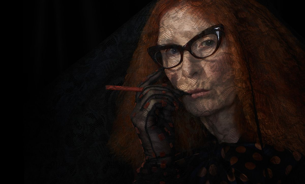 American Horror Story Frances Conroy as Myrtle