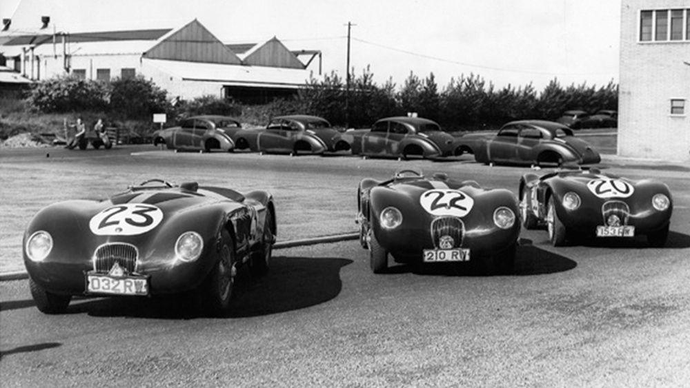 HERITAGE Jaguar car, Racing photos, Racing