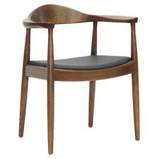 Modern Armed Dining Chairs | AllModern