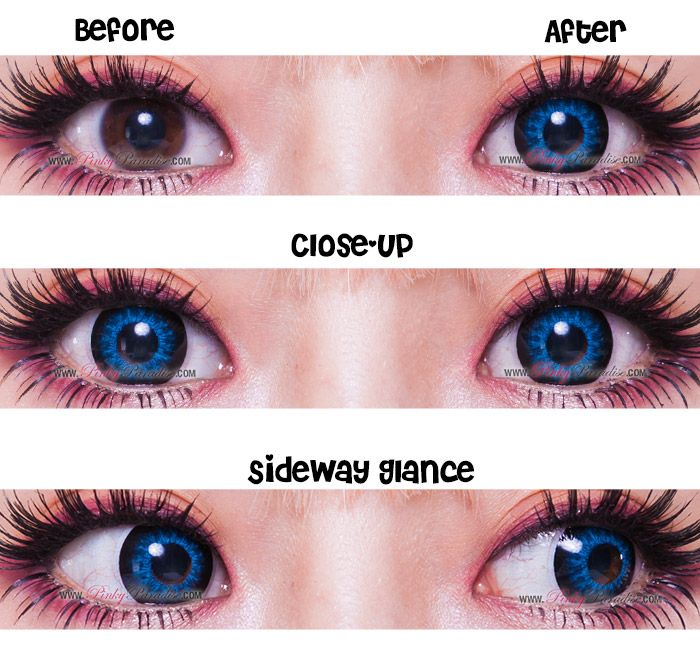 34327d1289c EOS Super Neon Blue - Circle Lenses   Color Contacts