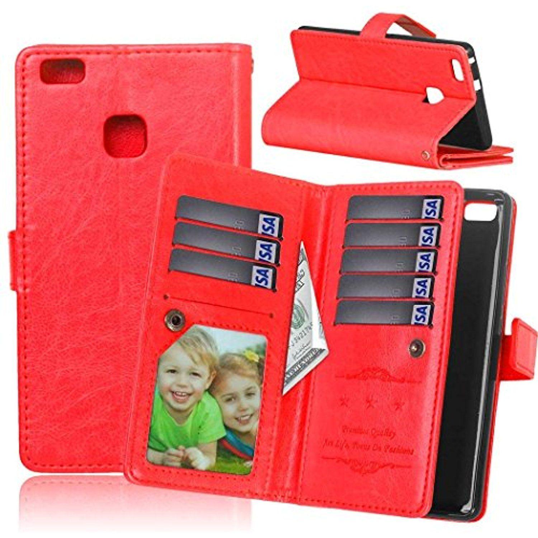 Tikeda Cases Slider Huawei P9/P9 Lite/Y635//Y625