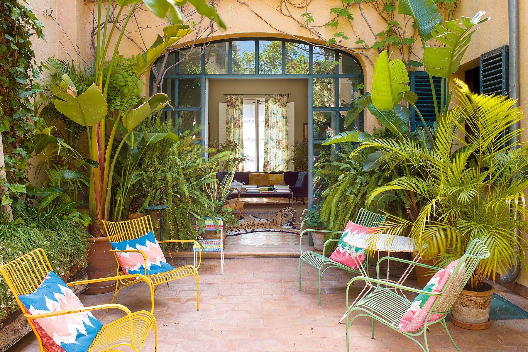 La casa en el centro de palma de mila l zaro patio galer a de fotos 10 de 10 ad cosy - Casas de citas las palmas ...