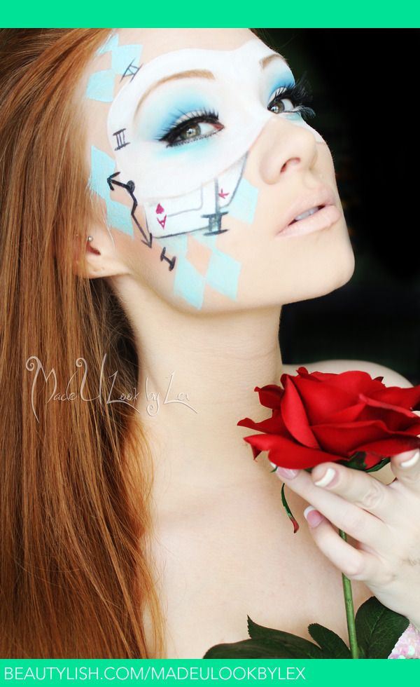 Alice, Alice in Wonderland | Alice, Costumes and Halloween makeup