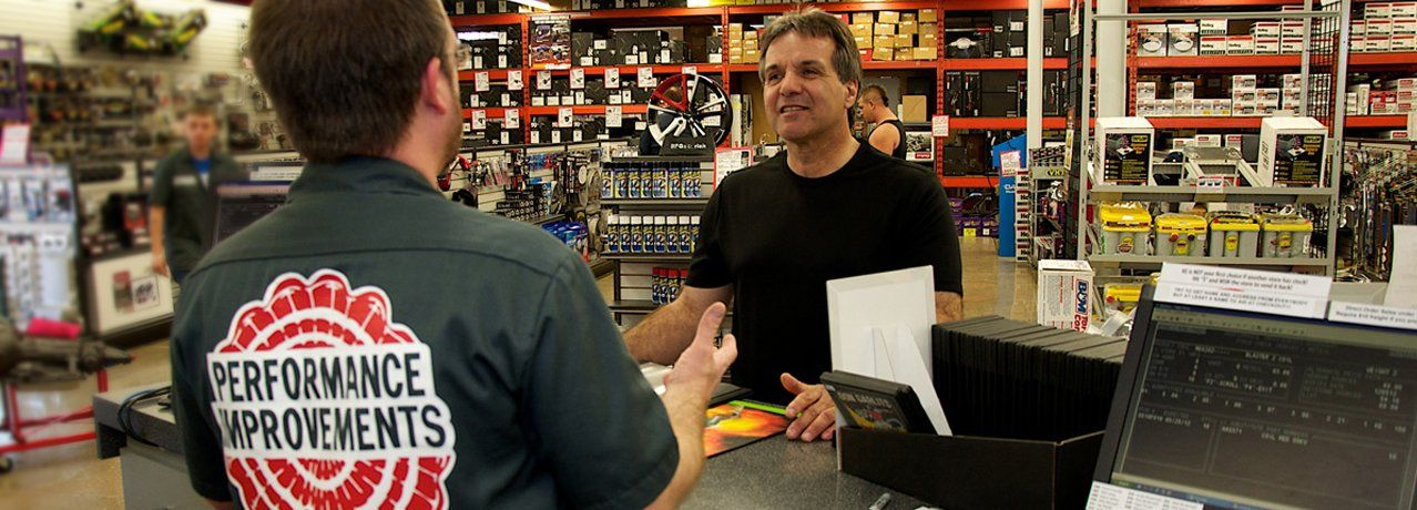 Performance Improvements Speed Shops manager Mike