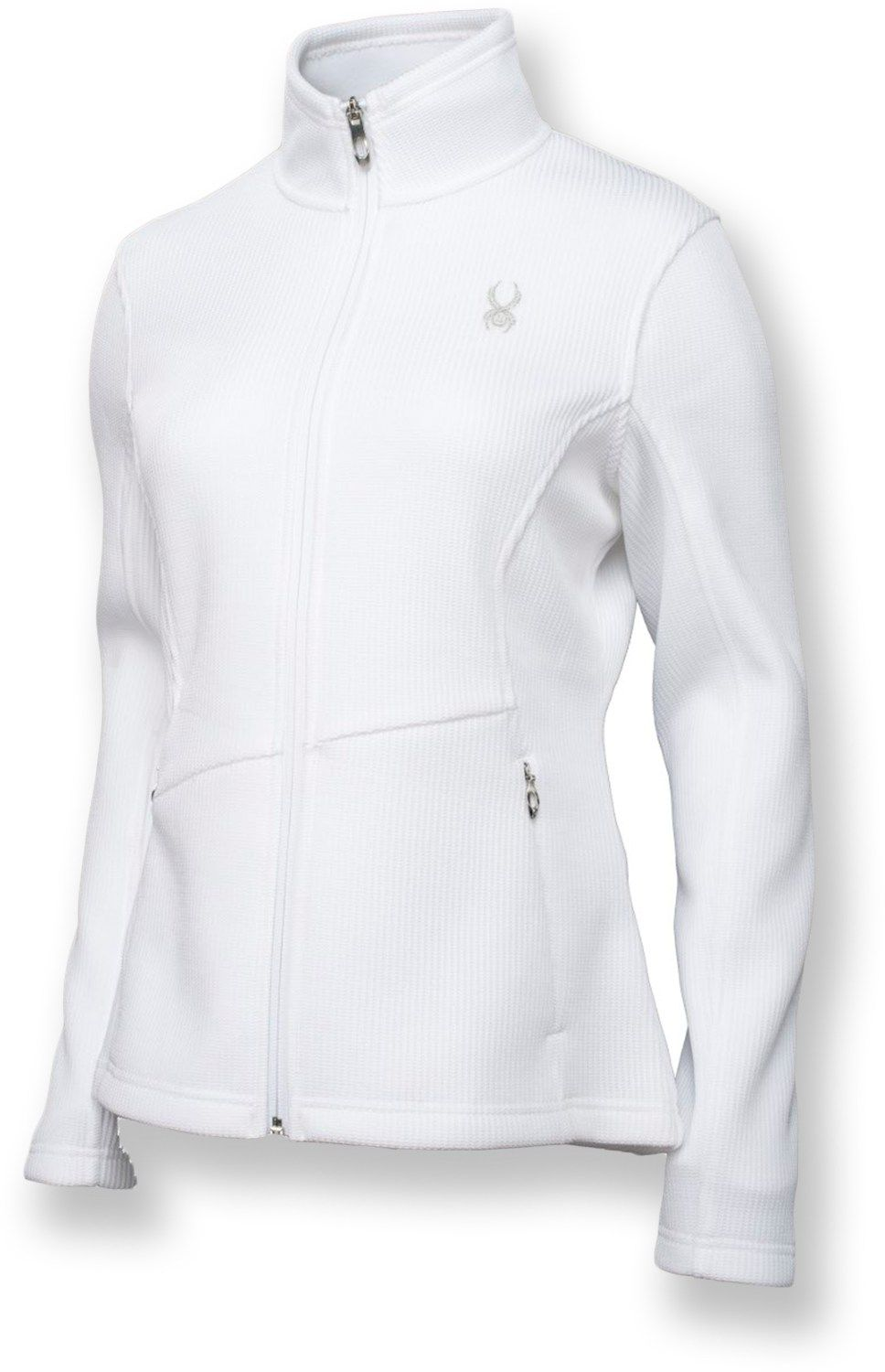 Spyder Female Endure Full Zip Sweater Jacket Womens Apparel