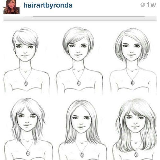 the stages of growing out your hair