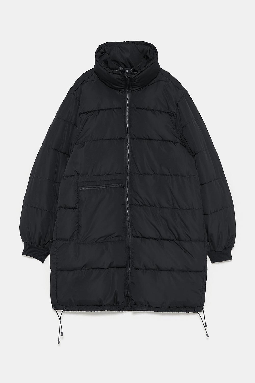 premium selection e704c 21c65 Questi sono i nuovi piumini di Zara da valutare per l ...
