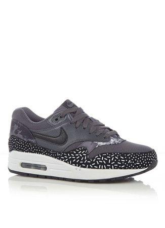 Fraaie Nike Air Max 1 sneaker met print (Grijs) Sneakers van ...
