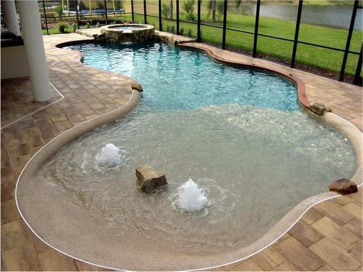 40 Brilliantly Awesome Backyard Pool Ideas to Turn into ...