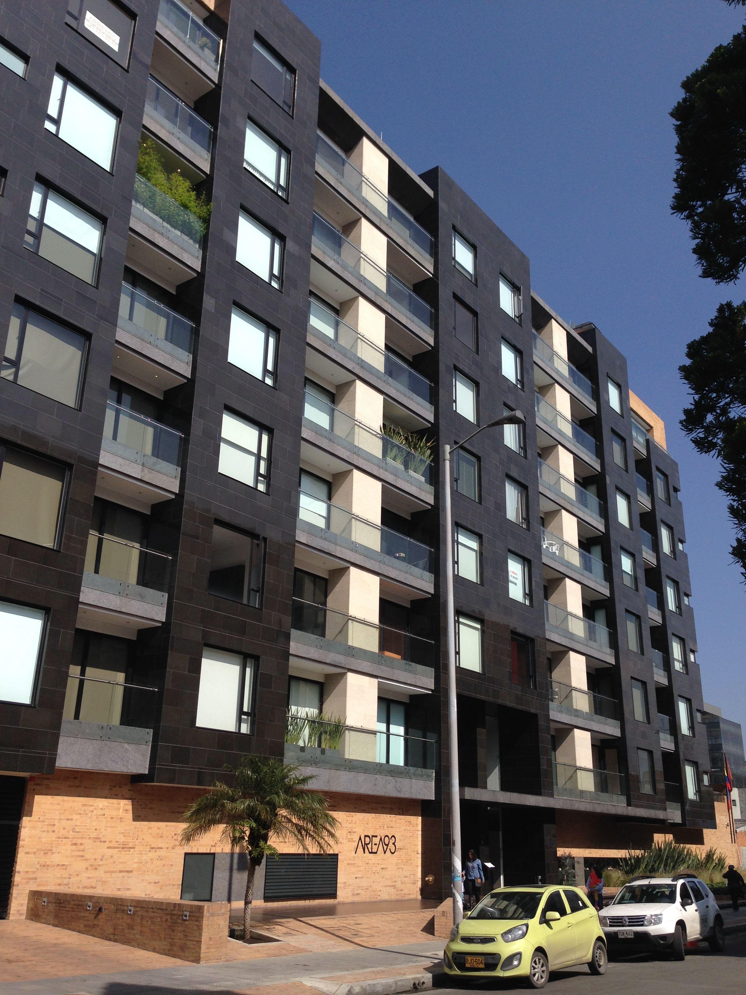 Area 93 Hotel en Bogotá, Colombia. www.glarquitectos.com