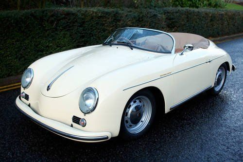 1955 Porsche 356 Speedster About Me Porsche Porsche