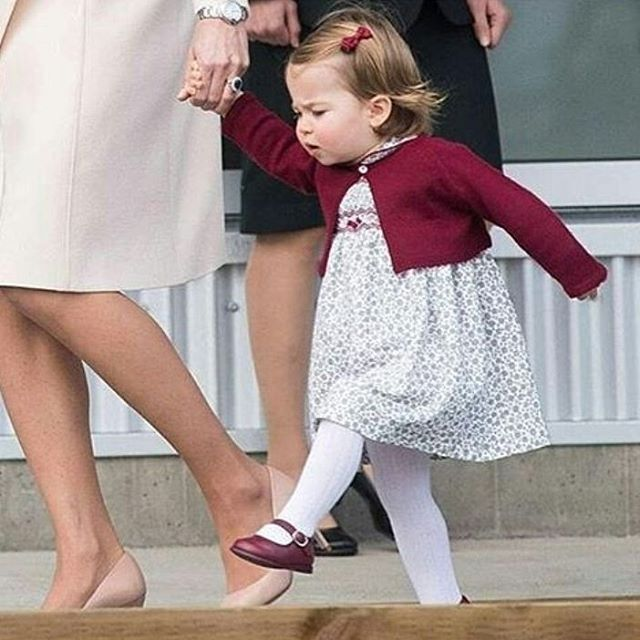 Princess Charlotte -So sweet