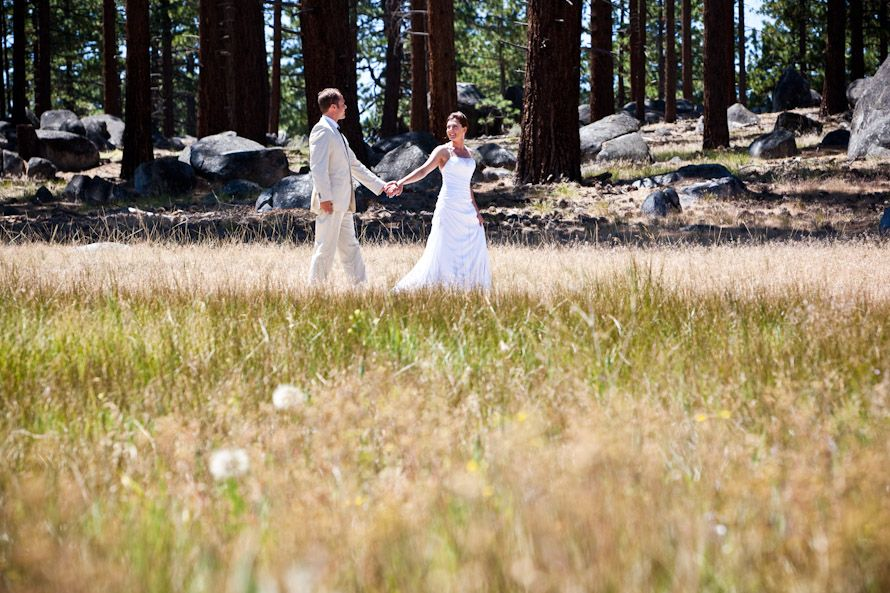 """Looking for the perfect place to host your South Lake Tahoe destination wedding? Zephyr Cove Resort is gorgeous any time of the year! See why South Shore is the """"fun"""" side of the lake. Indigo Photography #beachwedding #destinationwedding www.tahoeweddingsites.com"""