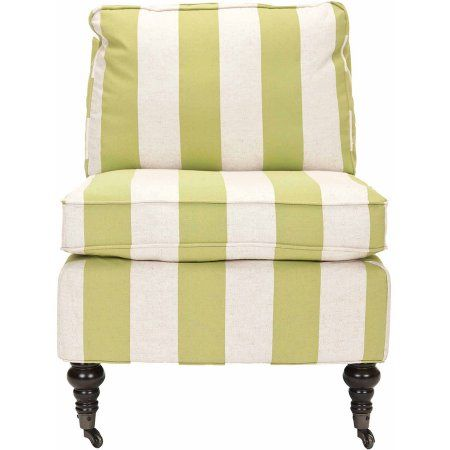 Safavieh Randy Slipper Chair Multiple Colors Small Accent Chairsyellow