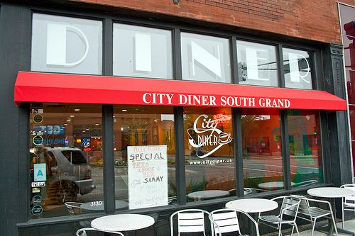 City Diner South Grand Diner St Louis Mo St Louis