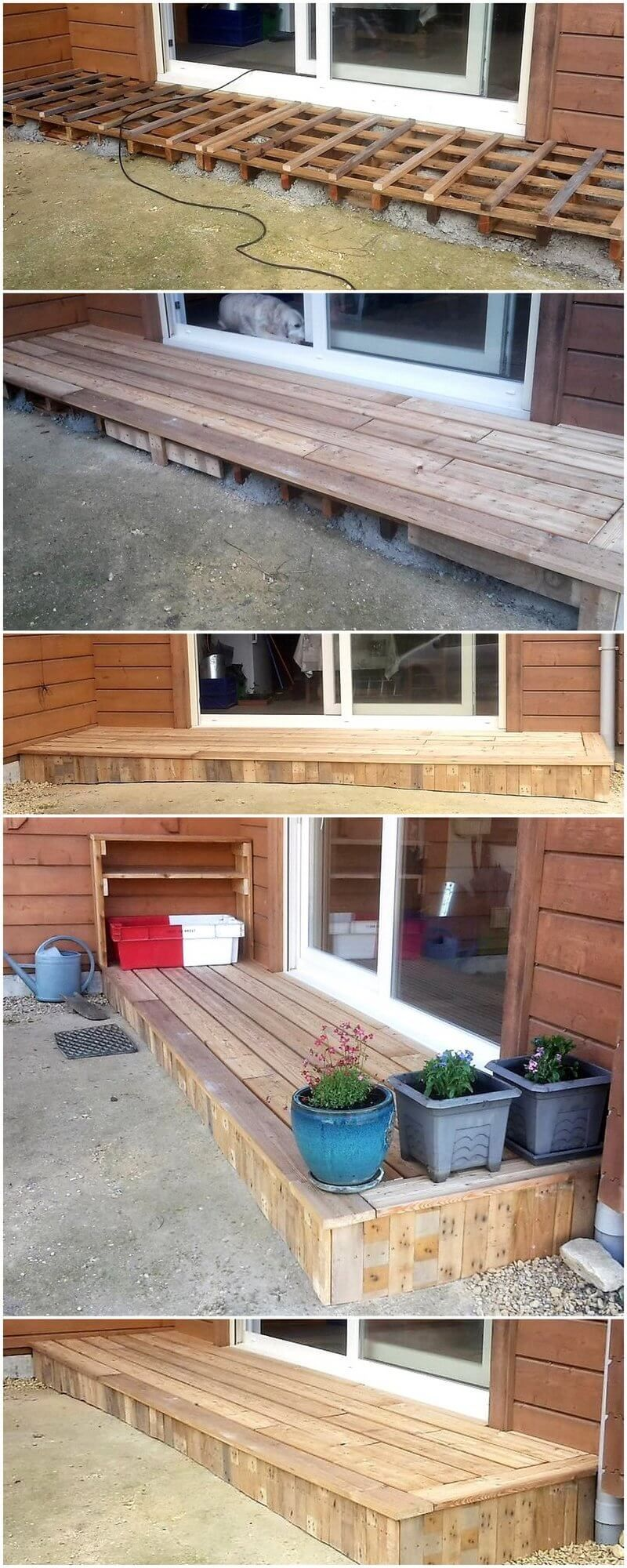 Original DIY Ideas for Wooden Pallets Recycling | Pallet ...