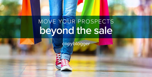 3 Simple Copywriting Techniques to Get Your Customer 'Beyond' the Buy Button