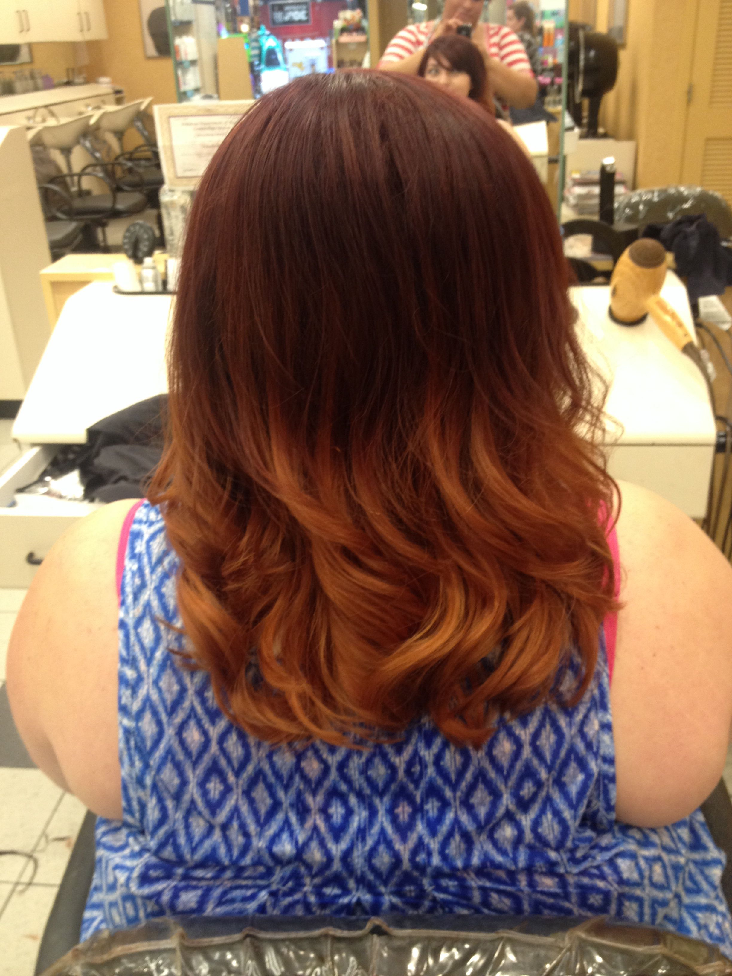 Ashley at regis salon in fayetteville ar is amazing she for Abstract salon fayetteville ar