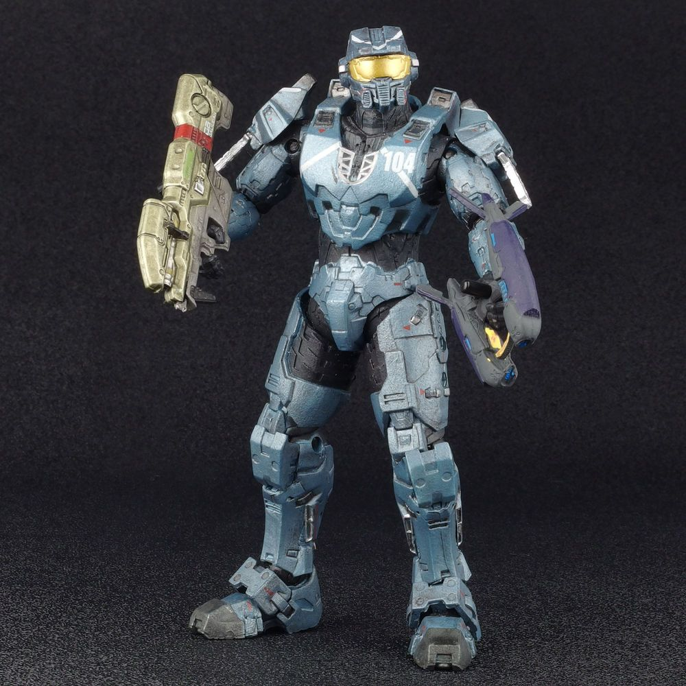 Halo Legends The Package Spartan Frederic 104 5 25 Action Figure