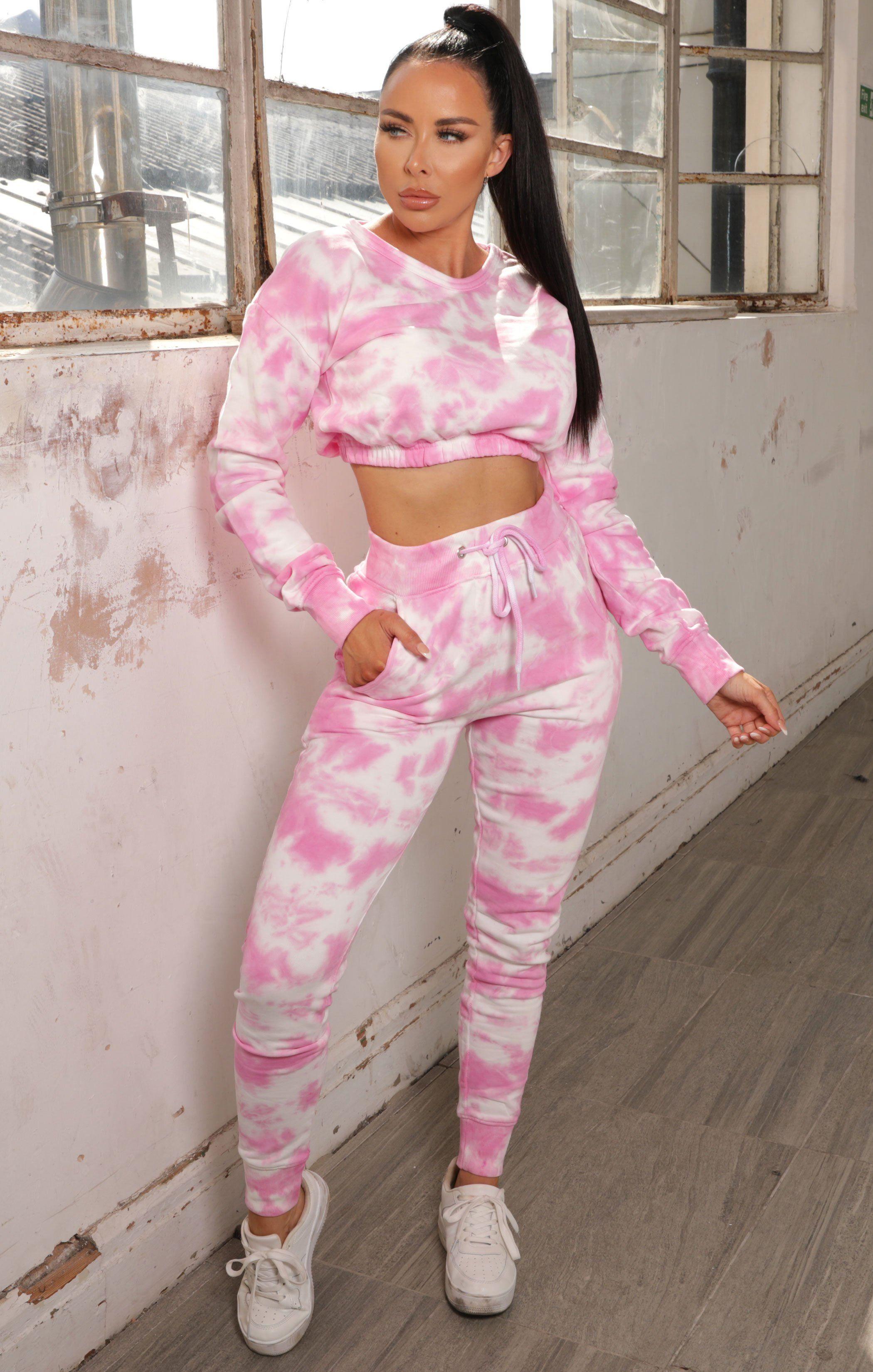 Light Pink Tie Dye Sweatshirt Loungewear Set Chelsey Tie Dye Sweatshirt Loungewear Set Pink Tie Dye [ 3300 x 2100 Pixel ]